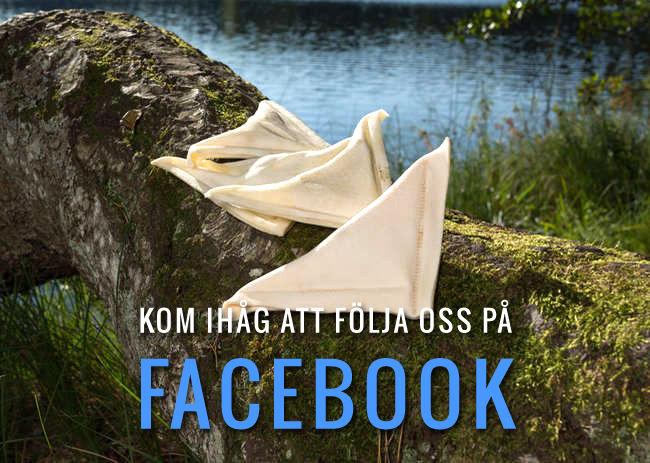 Kom ihåg att följa oss på Facebook!